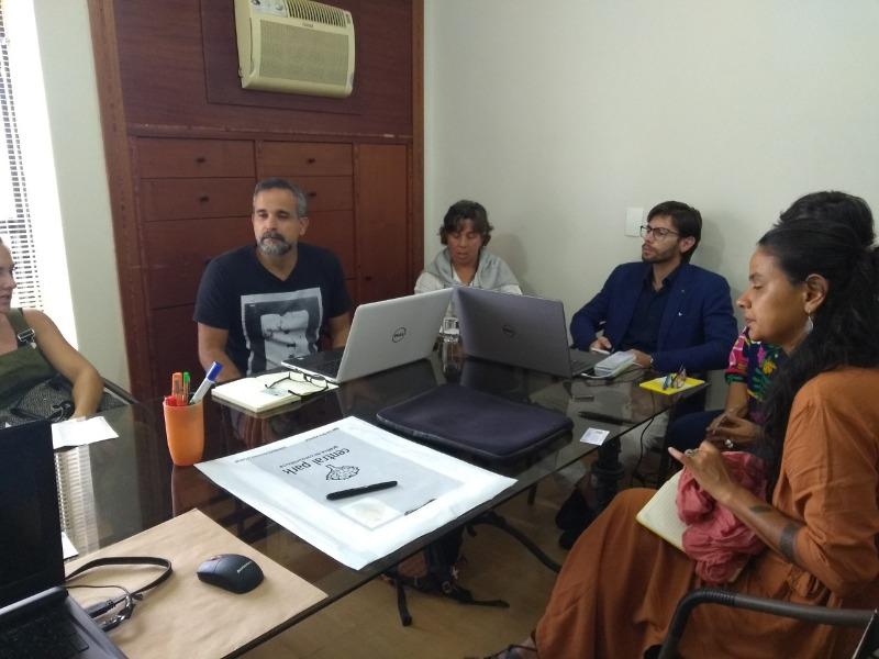 Reunião apresenta o Reservas Privadas do Cerrado em Brasília (DF)