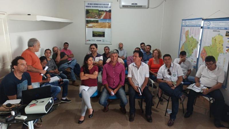 Reservas Privadas do Cerrado é apresentado para Comitê da SubBacia Mineira do Rio Urucuia
